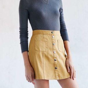 Dresses & Skirts - Button down skirt